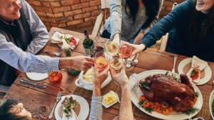 Thanksgiving Stock Photo