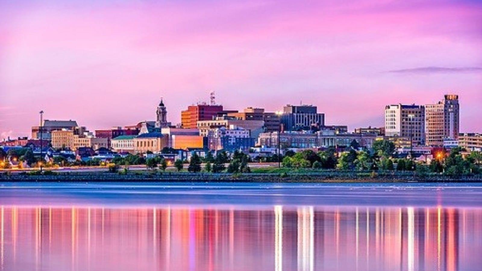 Portland, Maine Skyline – Lowry & Associates