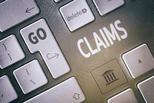 Insurance Claims Stock Photo